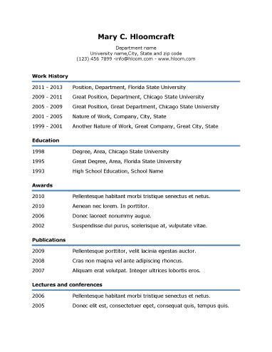 how to copy and paste resume without losing formatting