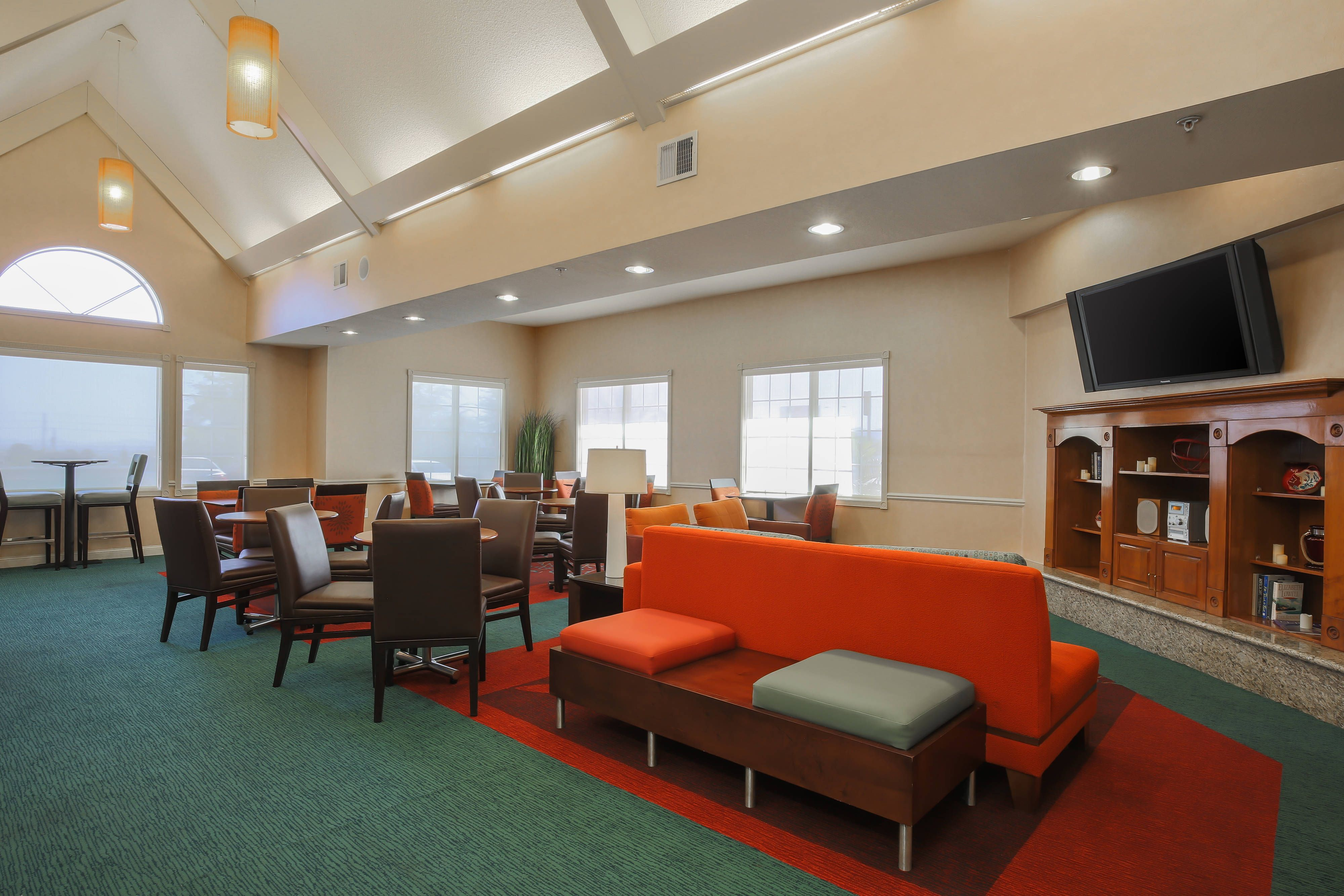 Incredible Residence Inn El Paso Lobby Hotels Relax Comfort Download Free Architecture Designs Ponolprimenicaraguapropertycom