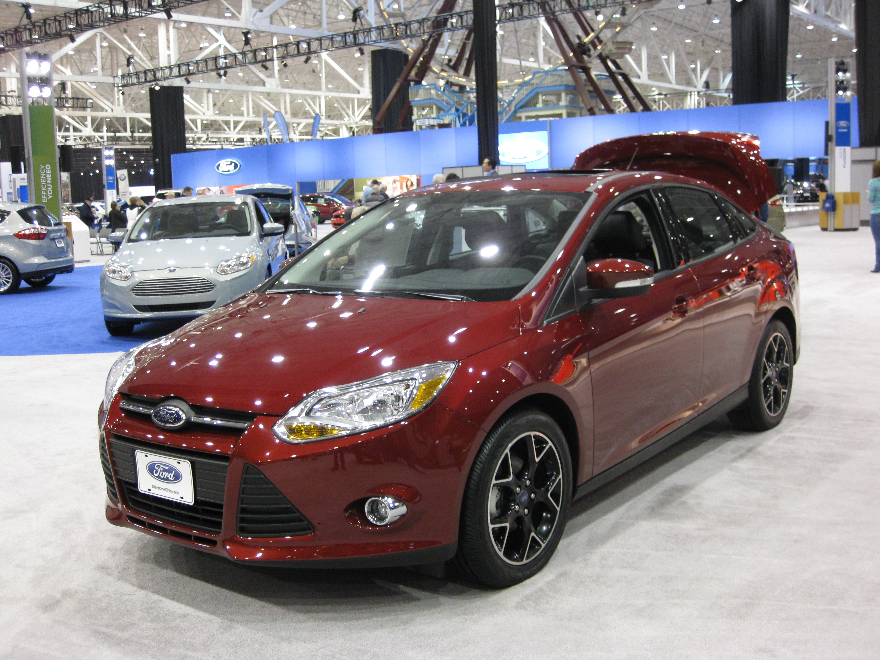 2013 Ford Focus Ruby Red Ford Focus Dealership Ford