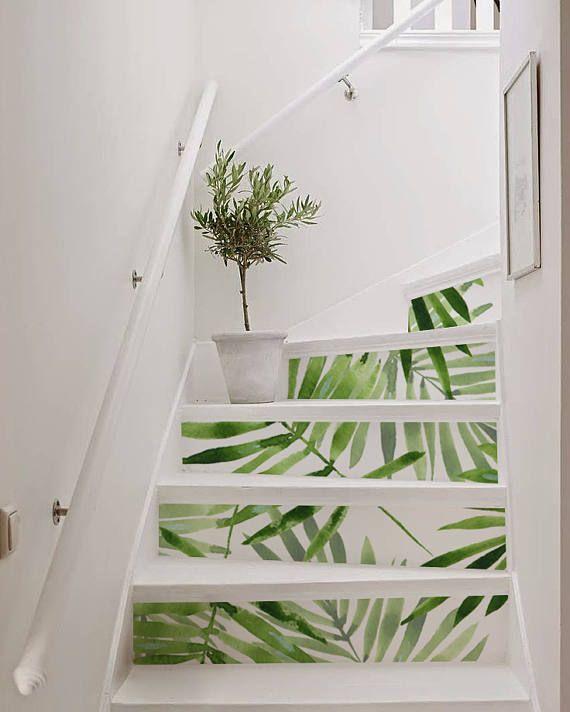 10 Strips Of Stair Riser   Leaves