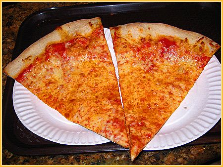 Top 5 American Comfort Foods New York Pizza New York Style