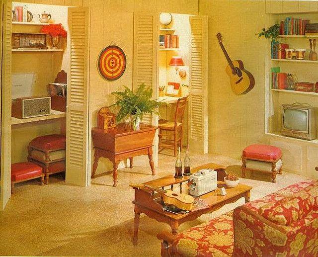 Best 1960 S Bedroom 1 Retro Bedrooms Bedroom Vintage Retro Room 400 x 300