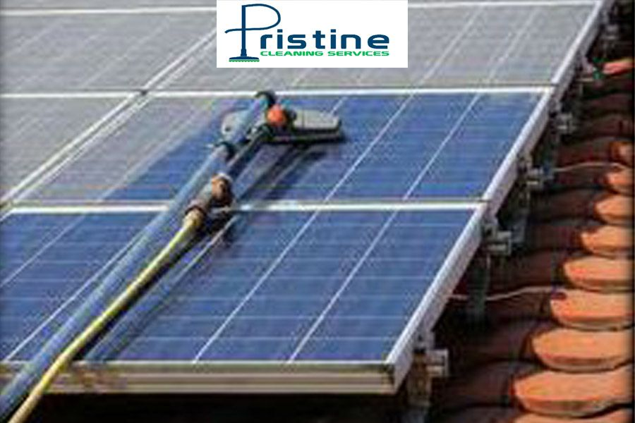Solar Panel Cleaning from PCCSL