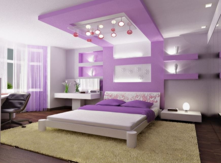 Beautiful Room Designs nippon paint malaysia colour code: bouquet violet np pb 1406 t