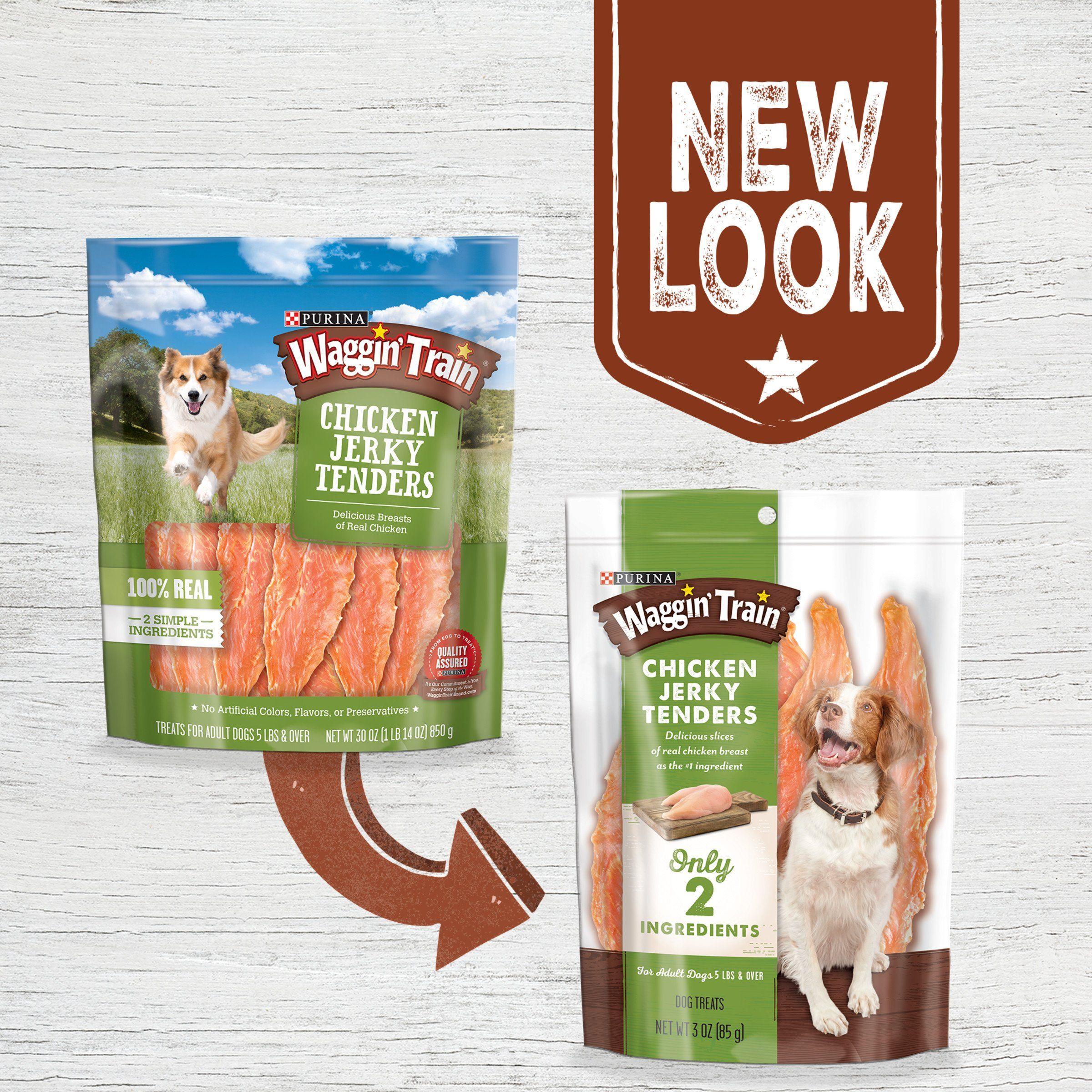 Purina Waggin Train Chicken Jerky Tenders Dog Treats Need To