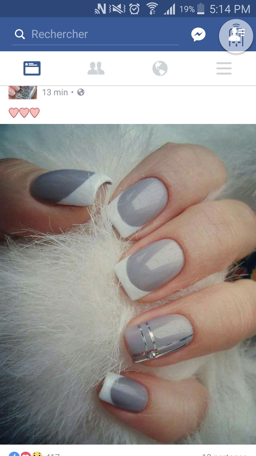 Pin by annie tasse on pretty nails to make pinterest