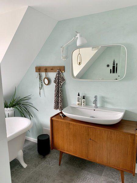 Photo of 5 DIY-Upcycling-Ideen für Waschtische aus Vintage-Kommoden