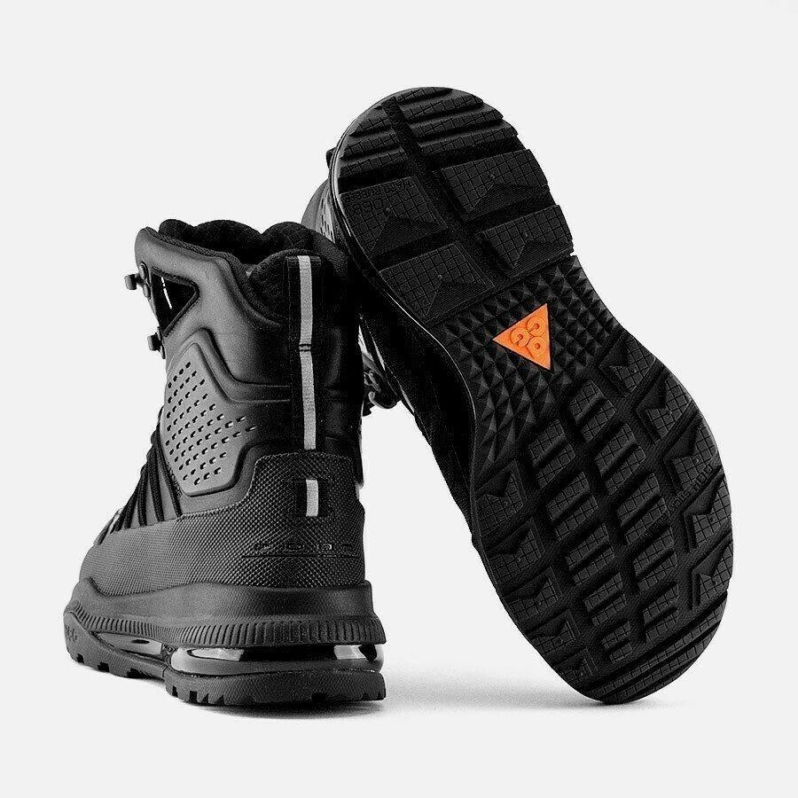 Nike Zoom Superdome ACG Size 12 Men's Boots Black | Black ...