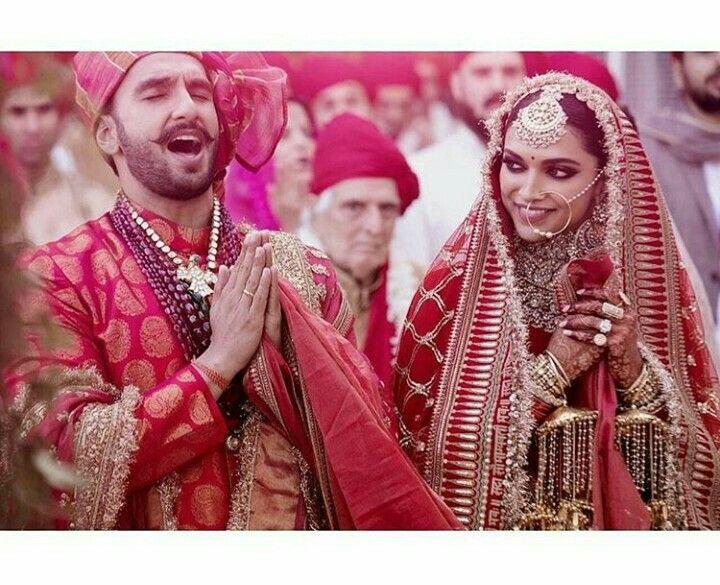 Pin by Gurpreet on ️Deepika Padukone ️   Bollywood wedding ...