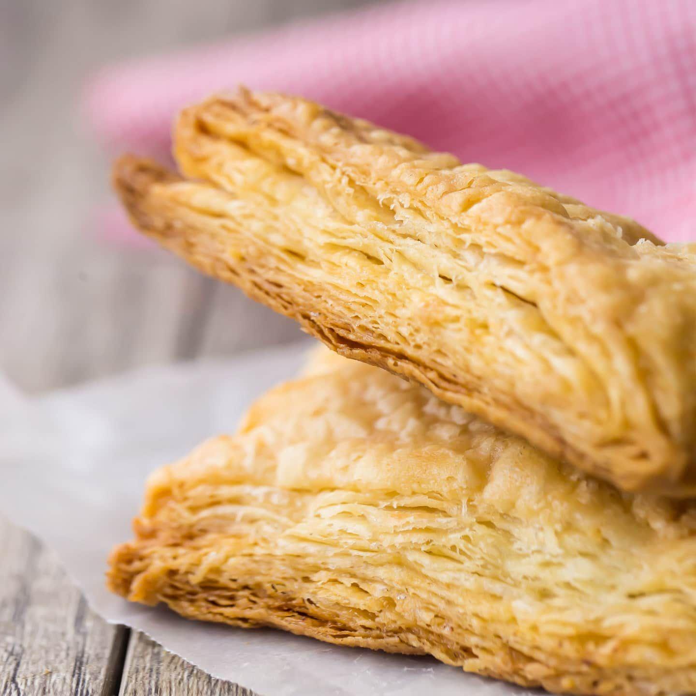 Easy Homemade Puff Pastry Recipe Baking A Moment Hausgemachtes Rezept Rezeptideen Rezepte