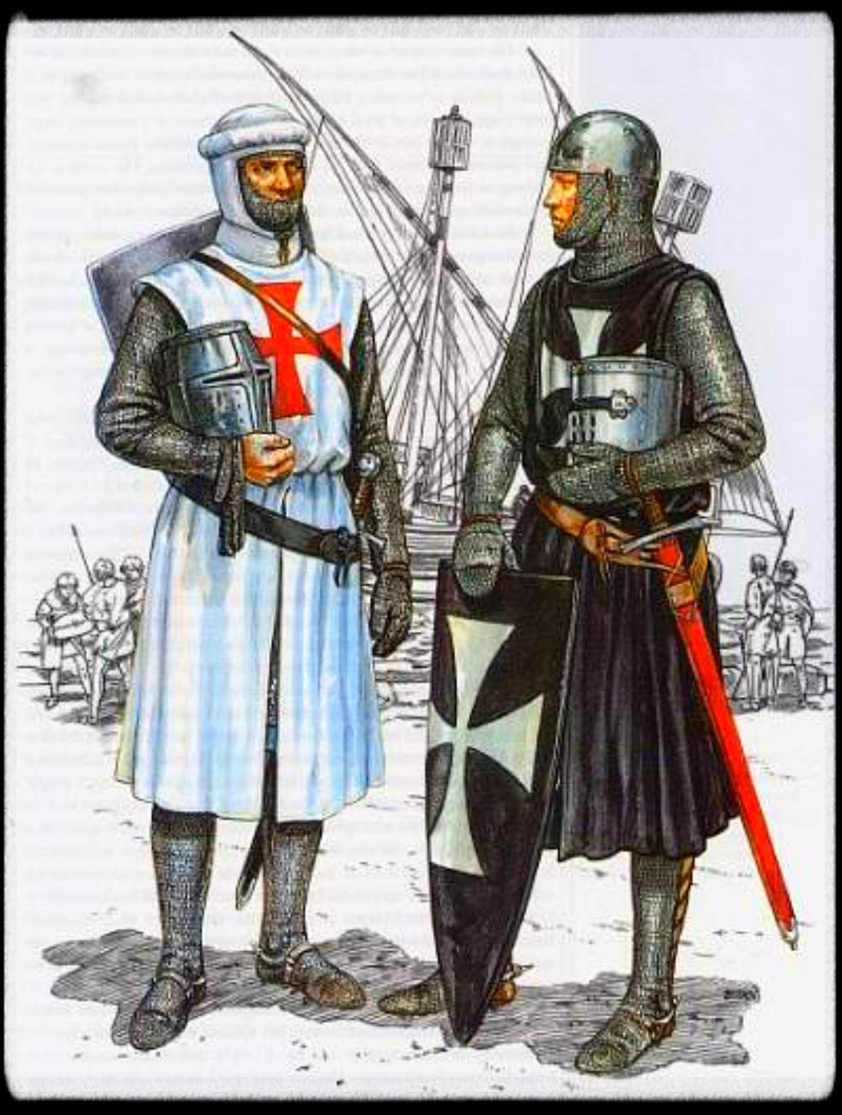 Image result for Knights Templar 1128 images