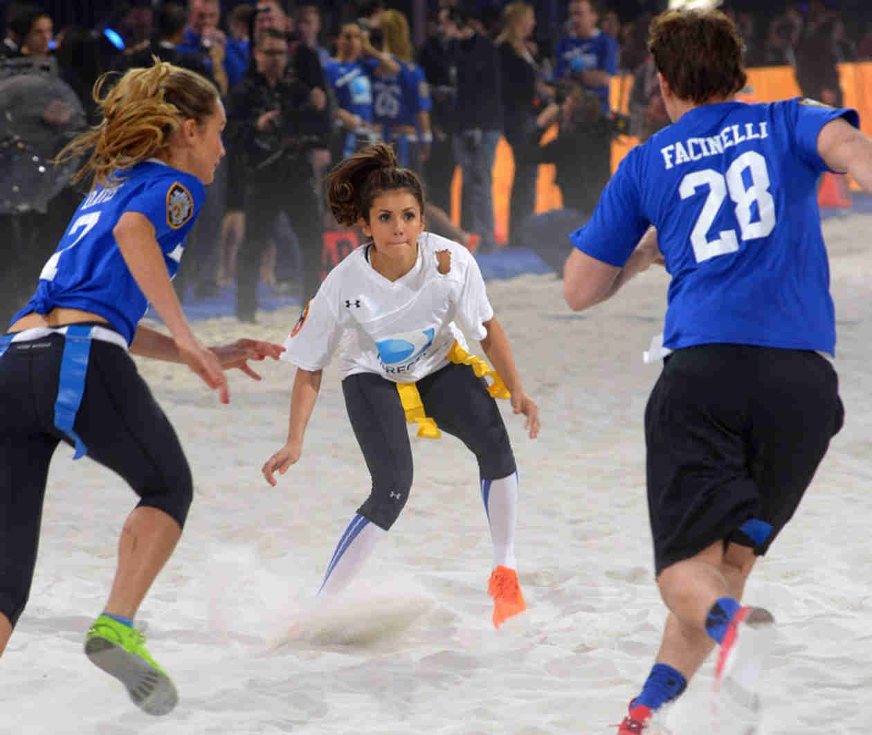 DIRECTV's Seventh Annual Celebrity Beach Bowl Features ...