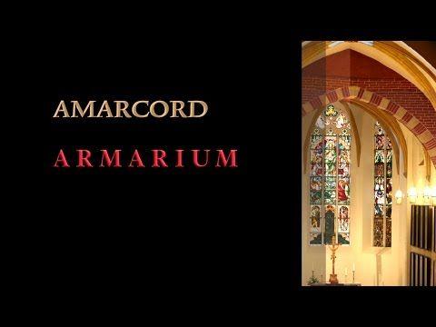 AMARCORD: ARMARIUM - YouTube
