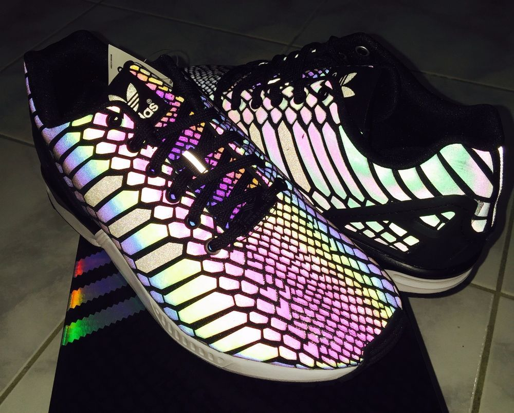 promo code 1307c f4f10 Details about ADIDAS ZX FLUX XENO B24441 SIZE 9.5 3M ...