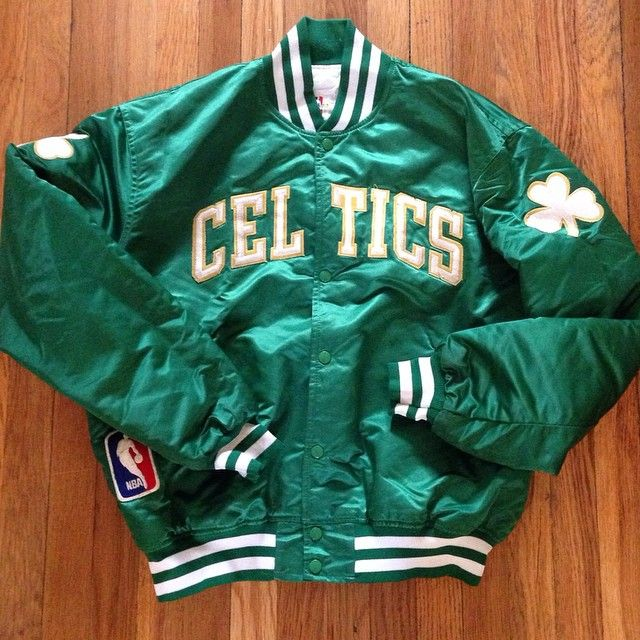 Boston Celtics Bomber Jacket | Lipstick and Pumps in 2019 ...