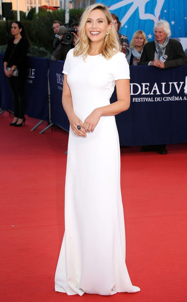 Elizabeth Olsen From The Big Picture Today S Hot Photos Nice Dresses Celebrity Dresses Red Carpet Gowns