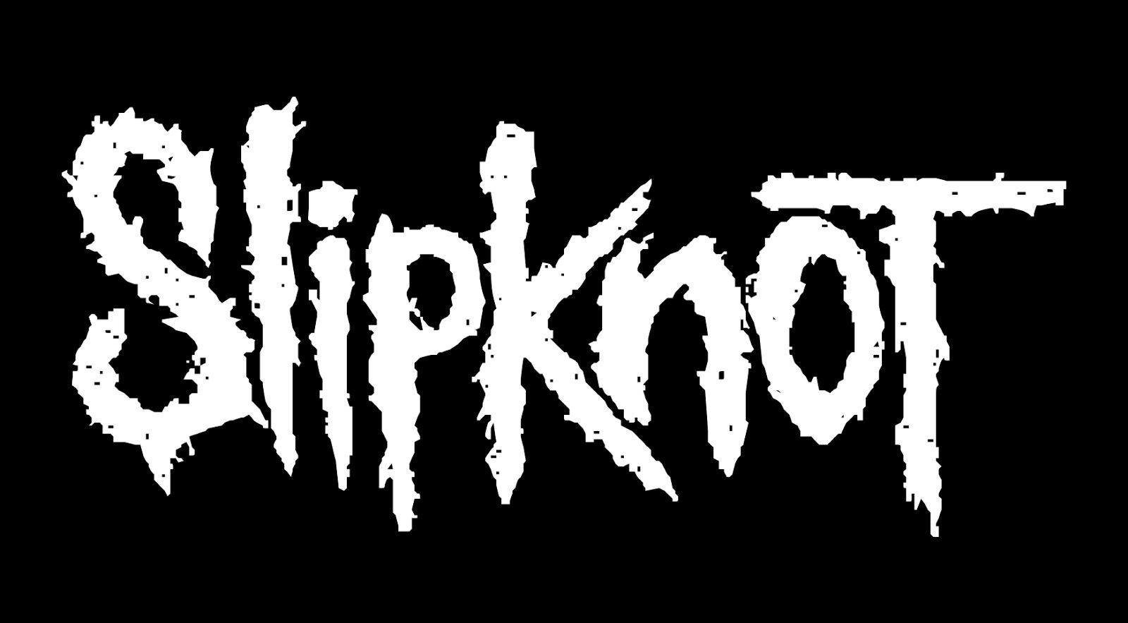 Color Slipknot Logo Poster Desain Poster Seni