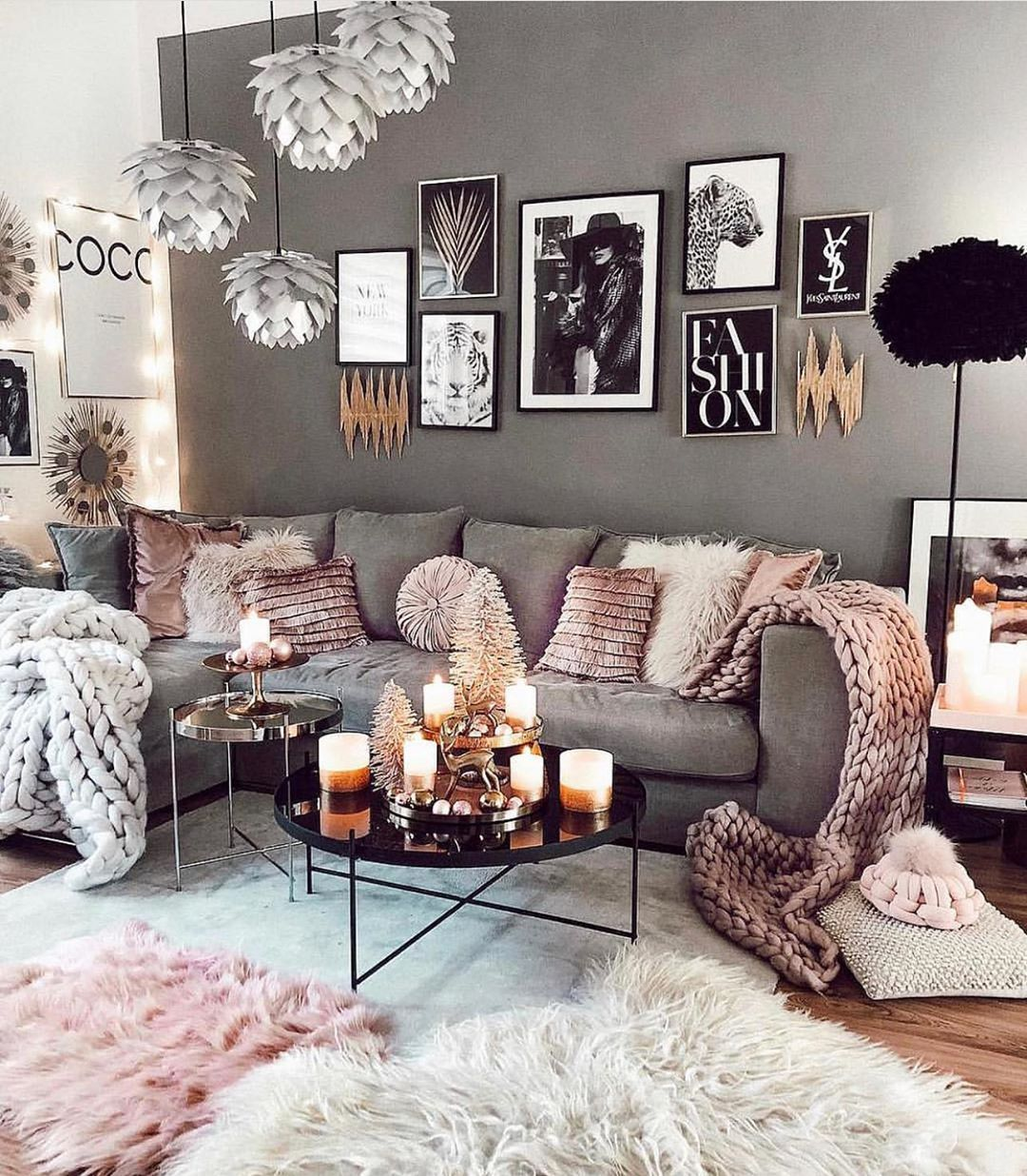 Inspiring Bohemian Apartment Decor On A Budget