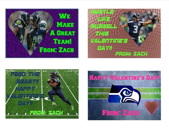seattle seahawks valentines day cards - Valentines Day Seattle