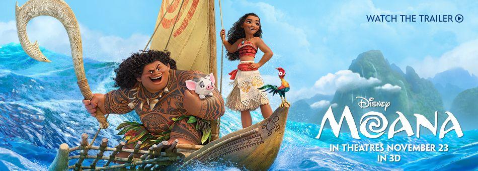 إيرادات فيلم Moana تقترب من النصف مليار دولار عالميا Disney Moana Disney Movies Disney