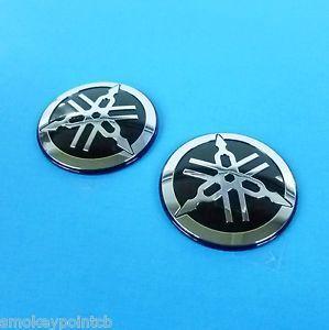 Yamaha Tuning Fork Tank Badges