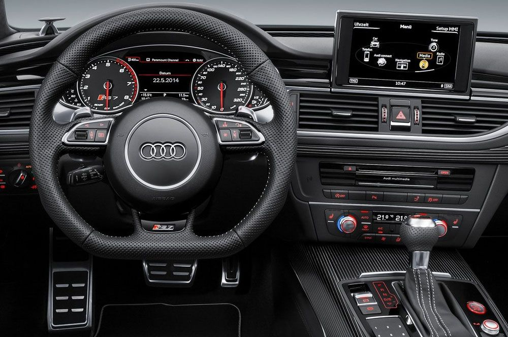Lovely 2016 Audi Rs7 Interior