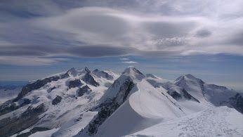 Breithorn, 4167 M.ü.M, Wallis, Schweiz via Google+