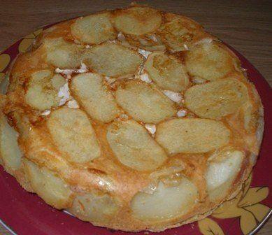 пирог сытный