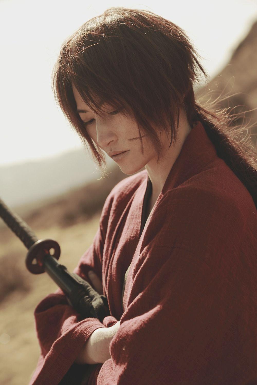 Rurouni Kenshin - Kenshin Himura - Cosplay (published by Orange bro on Cure WorldCosplay)