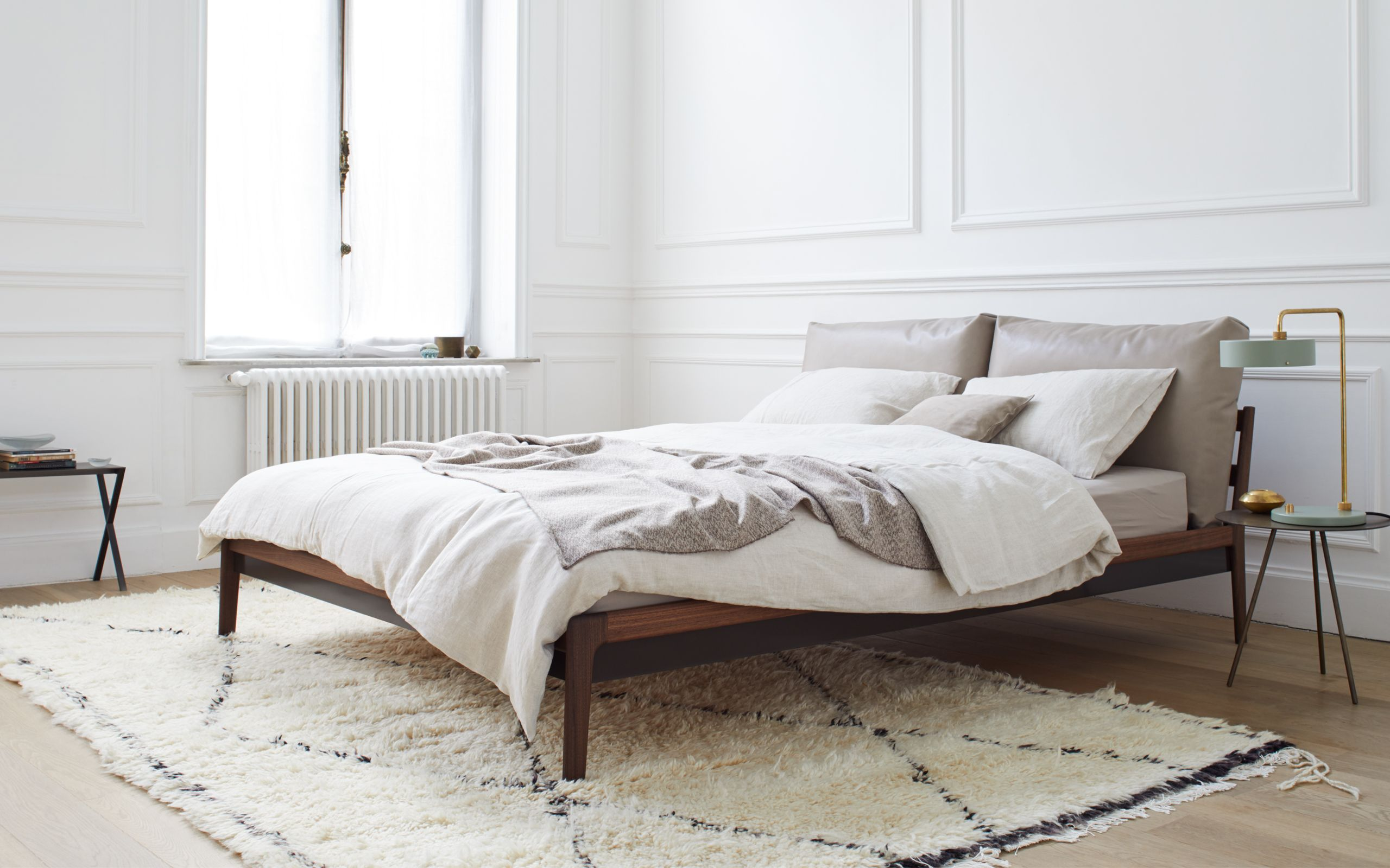 Nova Bed - [more] | BEDS, HEADBOARDS & SIDE TABLES | Pinterest ...