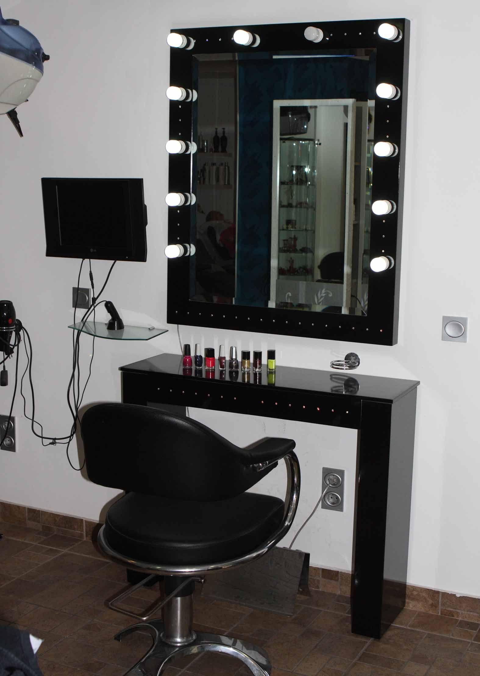 Espejo maquillaje consola d e k o t i p o s h o p for Espejos de diseno para salon