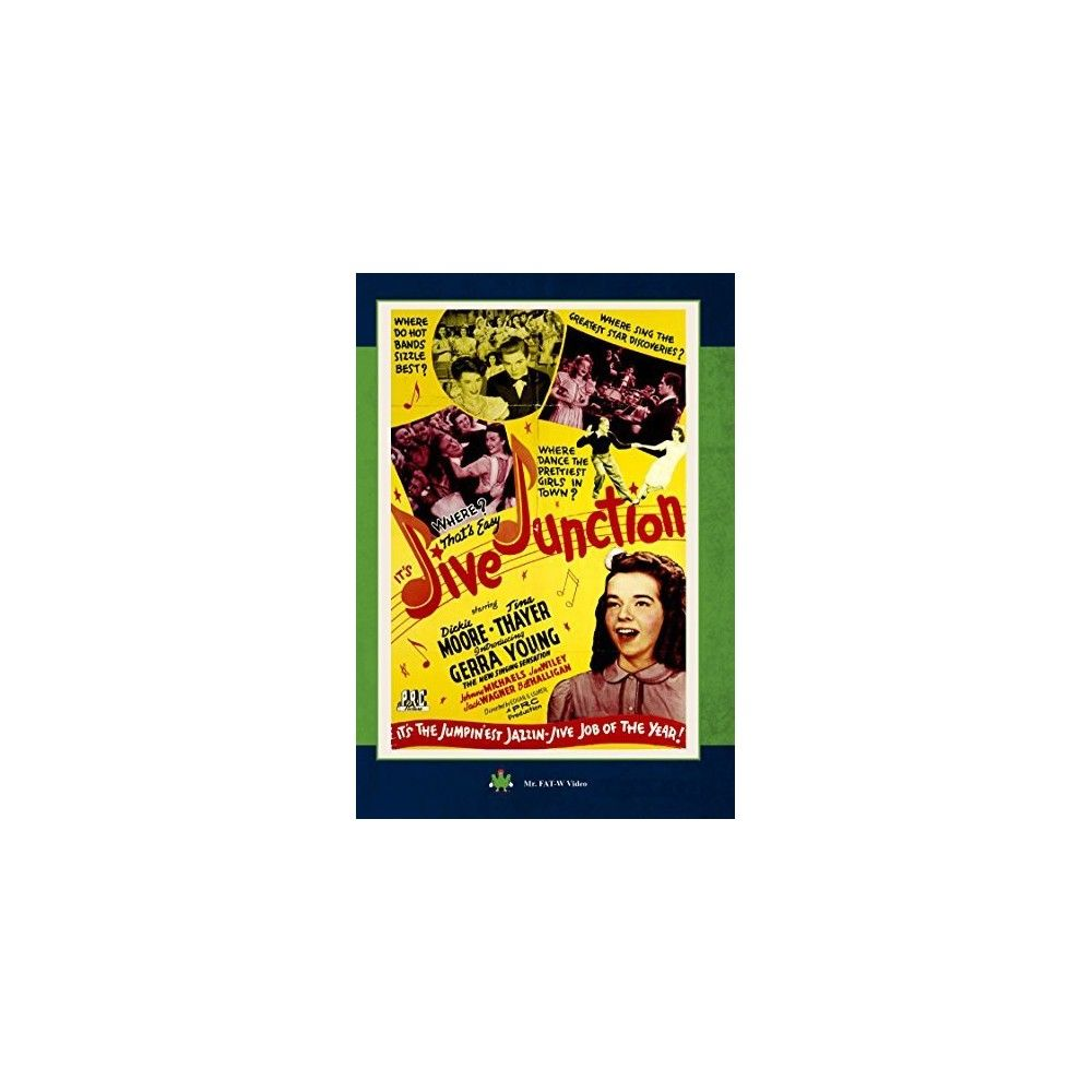 Watch Jive Junction Full-Movie Streaming