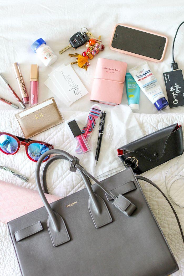 What's In My Bag | In my bag. | Sac de travail,