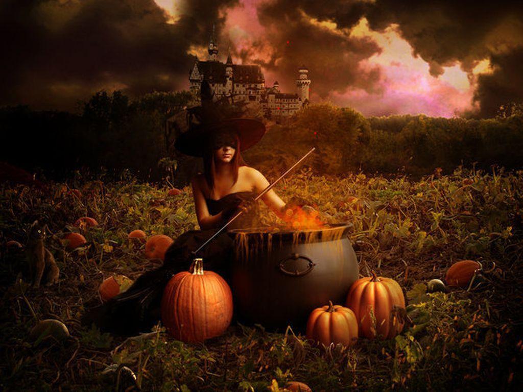 halloween ideas - Halloween Witchcraft