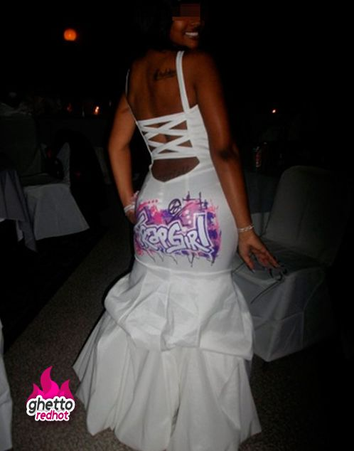 Ghetto Prom Dresses 2011