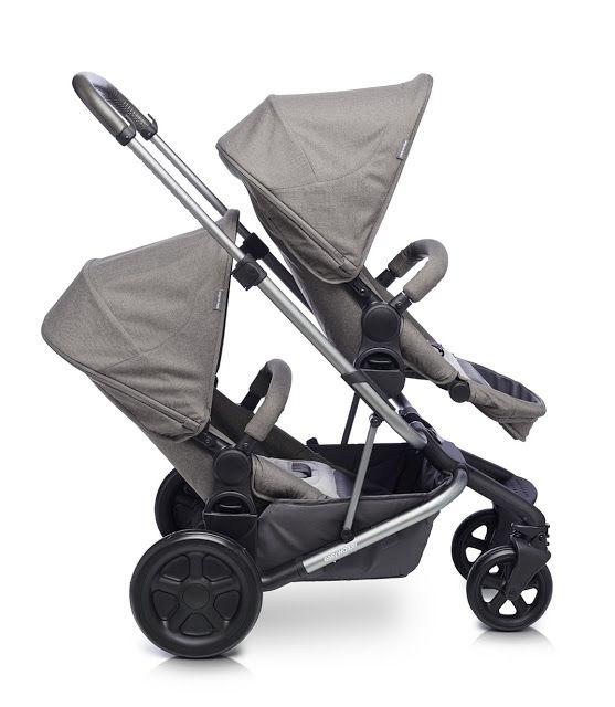 Easywalker Harvey tandem stroller Cool New Strollers To