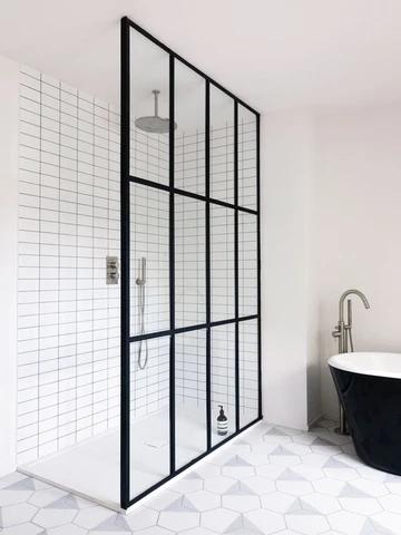Our Favourite Bathroom Trends From Pinterest In 2020 Badkamer Ontwerp Modern Badkamerontwerp Badkamer Verbouwen