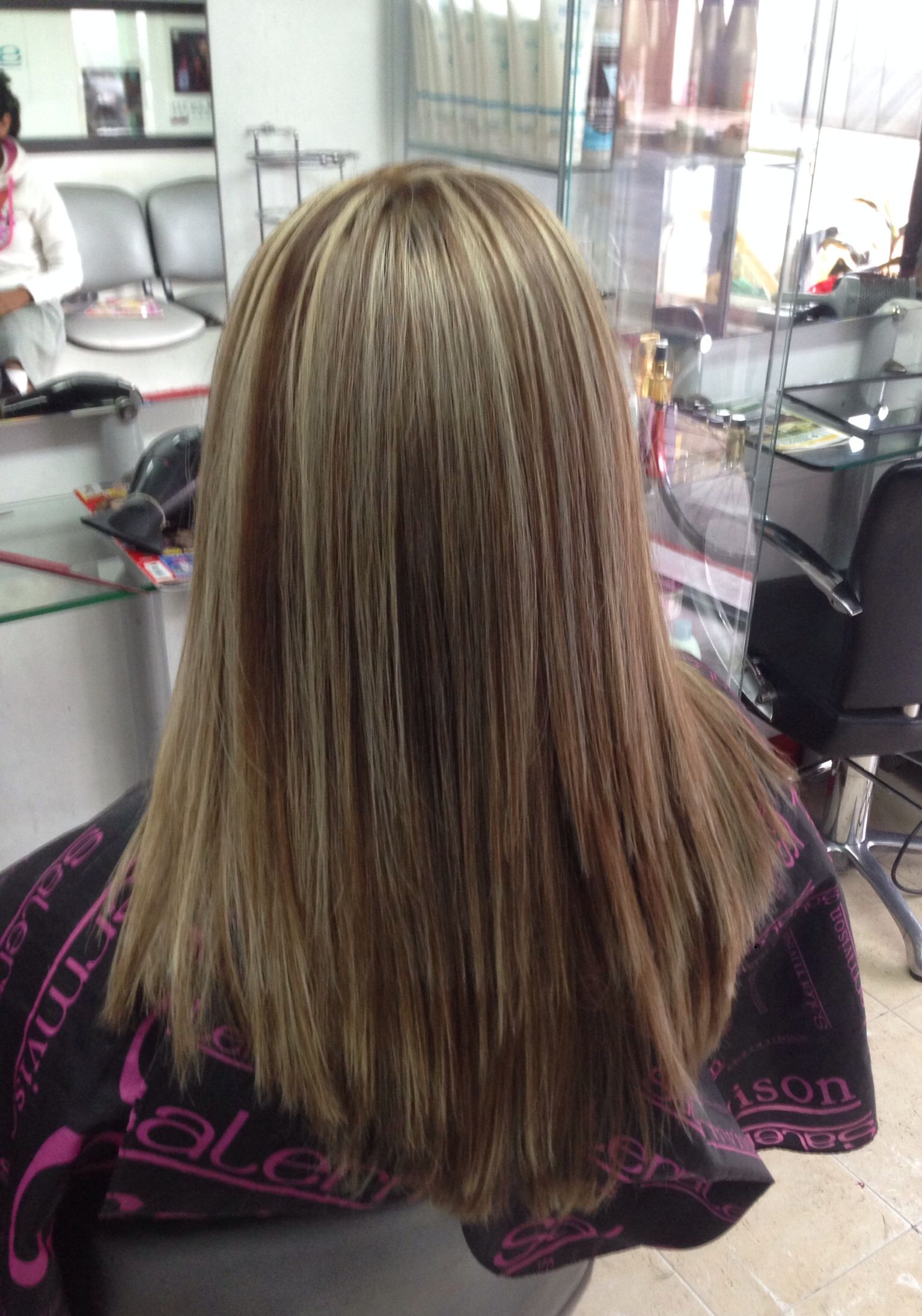Highlights Rubio Cenizo Fashion Cabello Rubio Cenizo
