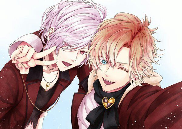 Коу Муками | Shared Folder | {Diabolik Lovers} Amino