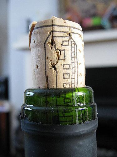 What to do with uncorked wine, including how long an open bottle lasts, where to best store it, and what to do with wine that has gone bad.