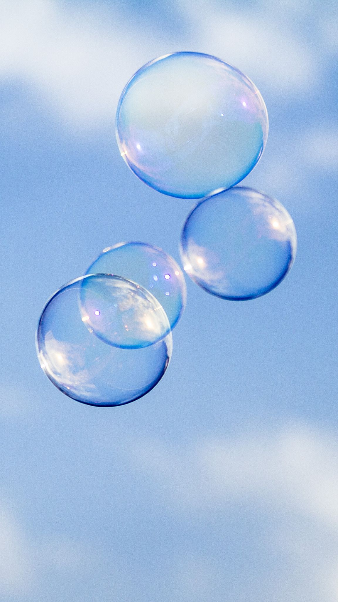 23+ Bubbles Wallpaper Aesthetic PNG