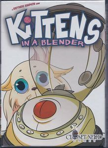2-4 Players / 30 min. –– Kittens in a Blender on BoardGameGeek