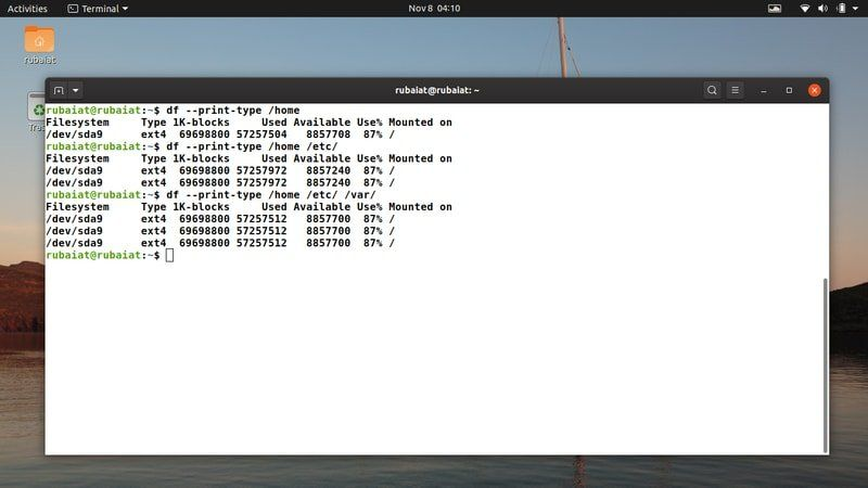 40 Practical And Productive Example Of Linux Df Commands Linux