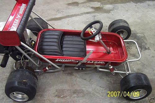 Red Wagon Go Kart Kit Autos Post