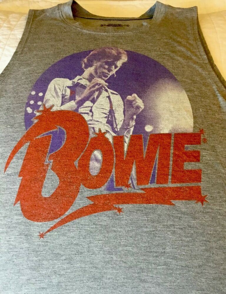 Women Men TShirt 3D Print Flowers David Bowie Casual Short Sleeve Tee Top Unisex
