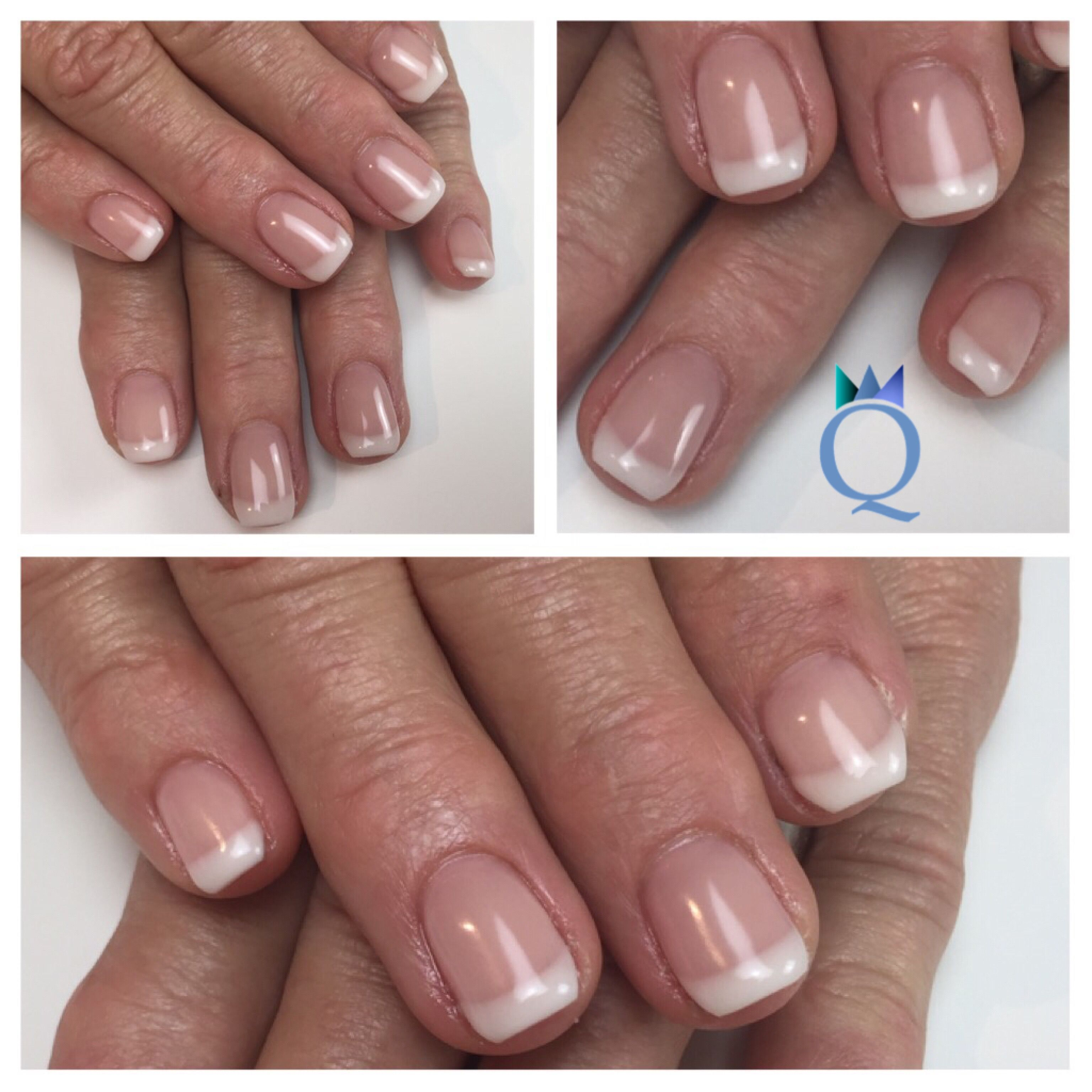 French Nails NatüRlich AP49 | Messianica