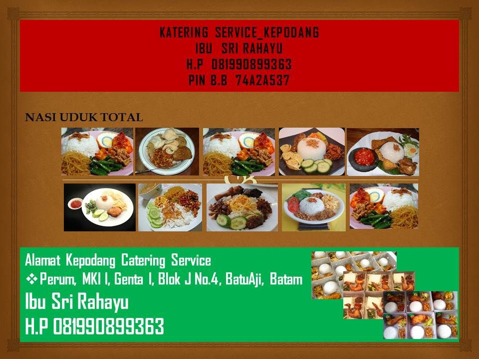 0819 9089 9363 Xl Jasa Catering Di Batam Jasa Catering Harian