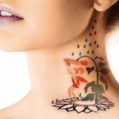 Photo of 60+ Sunflower Tattoo Ideas –  60+ Sonnenblumen Tattoo Ideen –    This image has … – Modern