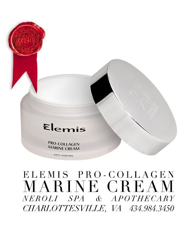 "SCOUTED: Favorite Moisturizer  According to owner Suzannne Owen, this facial cream is miraculous. In her own words: ""Hands down, Pro Collagen Marine Cream is our best selling product. The lightweight formula contains Padina Pavonica, the only ingredient clinically proven to increase elasticity and reverse lines and wrinkles. Forget what you thought you thought you knew about a moisturizer… that it needs to be heavy to work."""
