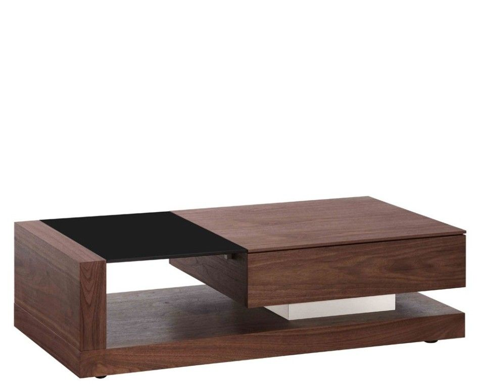Cube Walnut Coffee Table And Walnut Coffee Table Set House